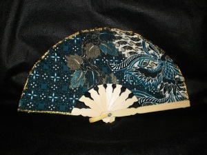 kipas batik 14 cm - 0818.02627.600
